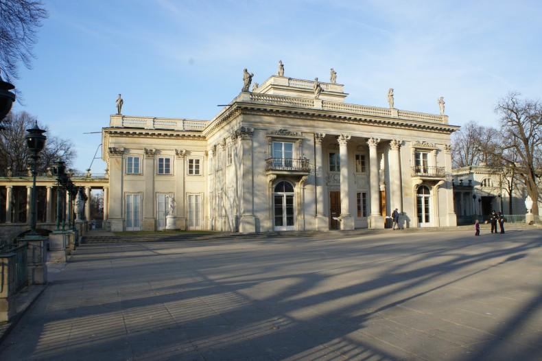 Muzeum Na Weekend łazienki Królewskie Sekrety Warszawy